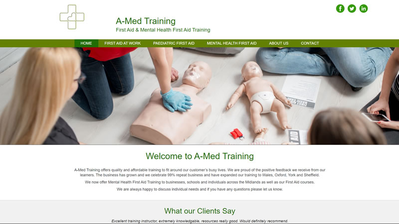 A-Med Training