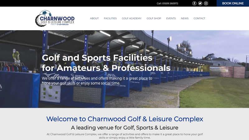 Charnwood Golf Complex